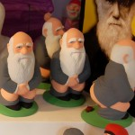 Darwin caganer.